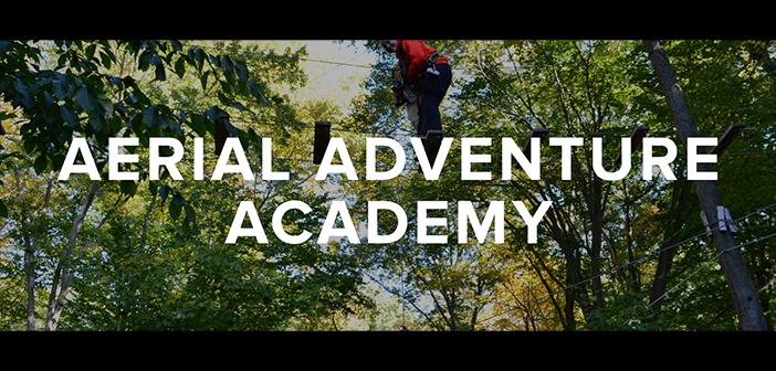 Aerial Adventure Academy Certification Course Adventure