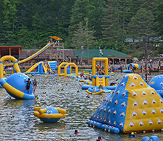 Fun for the whole family at Wonderland Waterpark