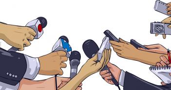 Crisis illustration