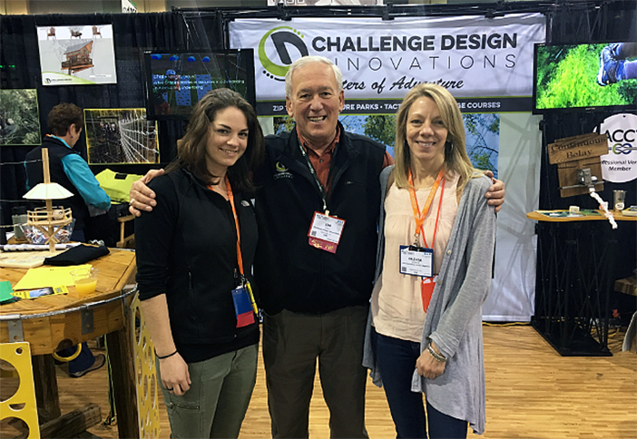 Olivia and Sarah chat with Jim Wall from Challenge Design Innovations.