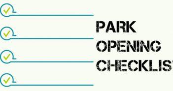 Park Opening Checklist