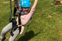 TreeTop Eco-Adventure Junior Course