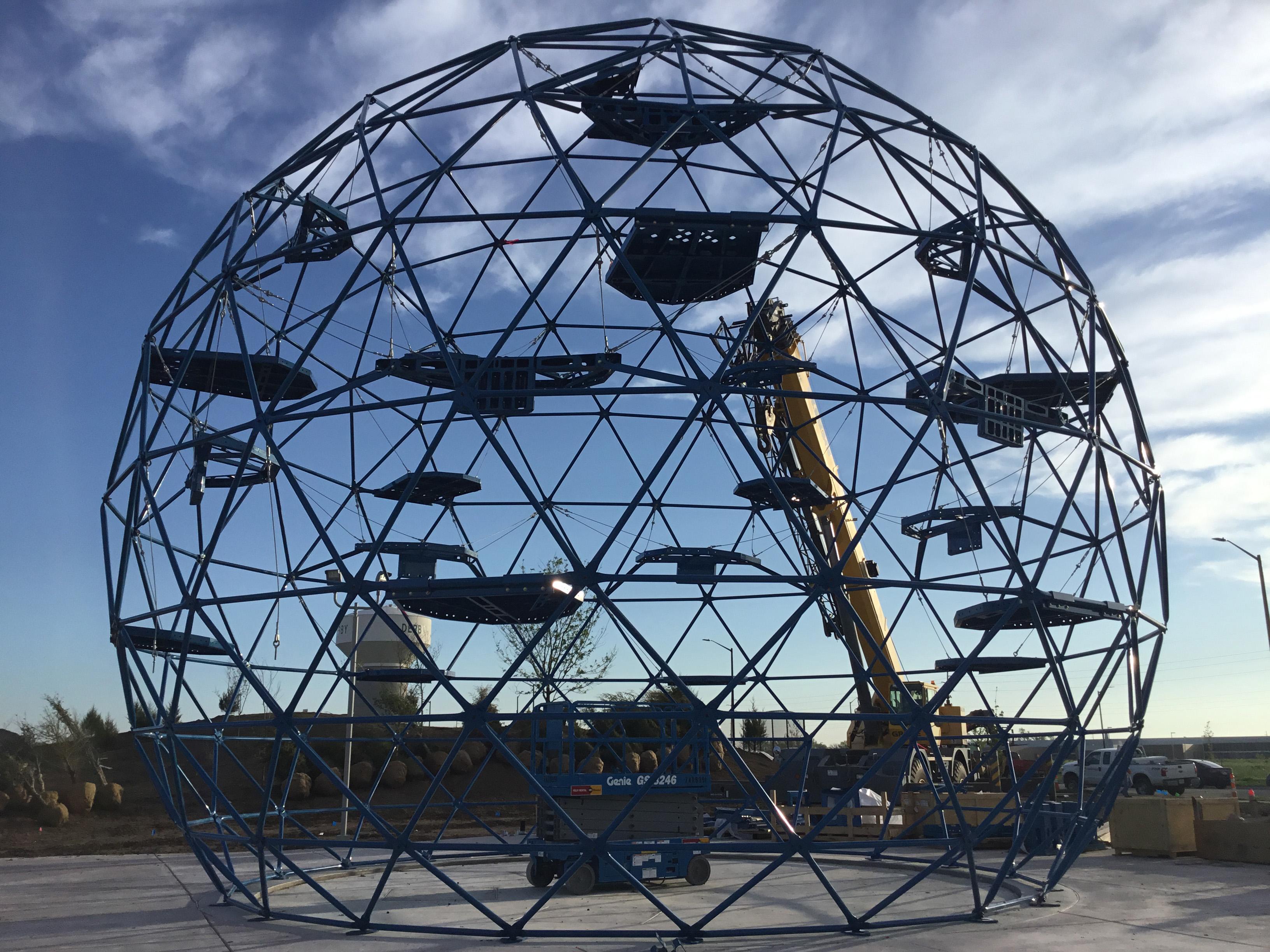 Hilo Challenge Dome
