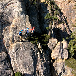 Via Ferrata Tahoe